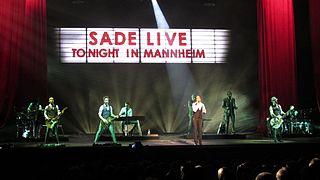 Sade (band) British band
