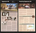 Sagamore Hill National Historic Site, New York, official map and guide LOC 2005626096.jpg