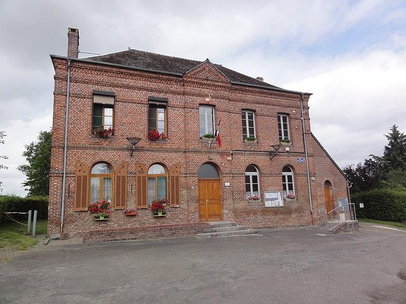 Saint-Algis (Aisne) mairie