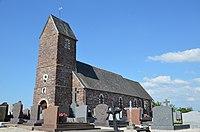 Saint-Ouen-des-Besaces - Eglise Saint-Ouen (1).JPG