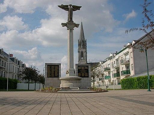 Saint-Sébastien-sur-Loire monument