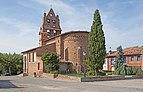 Saint-Sauveur (Haute-Garonne) Eglise abside.jpg