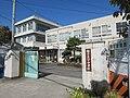 Sakai City Yashimo junior high school.jpg