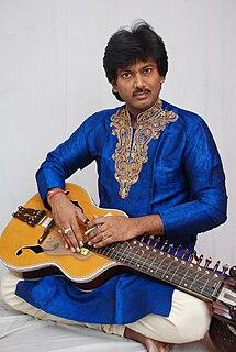 Salil Bhatt Indian slide guitar player