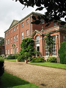 Salle Hall and its Orangery - geograph.org.uk - 935153