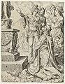 Salomo's afgoderij (1. Kon. 118). NL-HlmNHA 1477 53007767.JPG