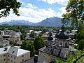 Salzburg Nonnberg (Blick auf das Nonntal).jpg