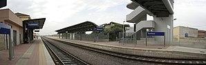 Samassi - Railway Station in Samassi
