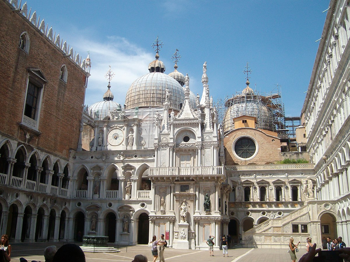 renaissance architecture in venice