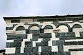 San michele di murato, fianco sx, con rilievi del 1140 ca. 07.jpg