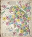 Sanborn Fire Insurance Map from Lowell, Middlesex County, Massachusetts. LOC sanborn03769 001-1.tif