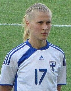 Sanna Talonen footballer