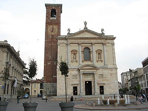 Gallarate - Church of Santa Maria Assunta.