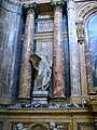 Santa Maria Maddalena de' Pazzi statua 01.JPG