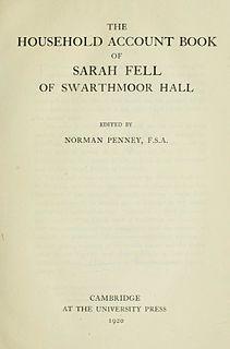 Sarah Fell