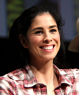 Silverman at the 2012 San Diego Comic-Con International