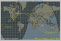Satellite Orbital Elements ISS Groundtrack.png