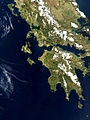 Satellite image of Ionian Islands in March 2003.jpg
