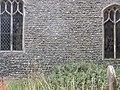 Saxon Herringbone flintwork Chancel 11 08 20 Photo A Rae.jpg