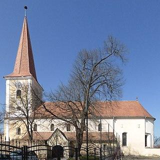Șelimbăr Commune in Sibiu, Romania