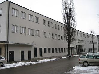 Oskar Schindler's Enamel Factory - Image: Schindler Fabrik in Krakau (2009)