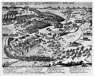 Battle of Höchst - A contemporary pamphlet about the battle (1625).