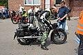 Schleswig-Holstein, Wilster, Zehnte Internationale VFV ADAC Zwei-Tage-Motorrad-Veteranen-Fahrt-Norddeutschland und 33te Int-Windmill-Rally NIK 4187.jpg