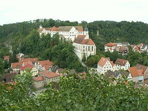 Hohenzollern-Haigerloch - Haigerloch Castle