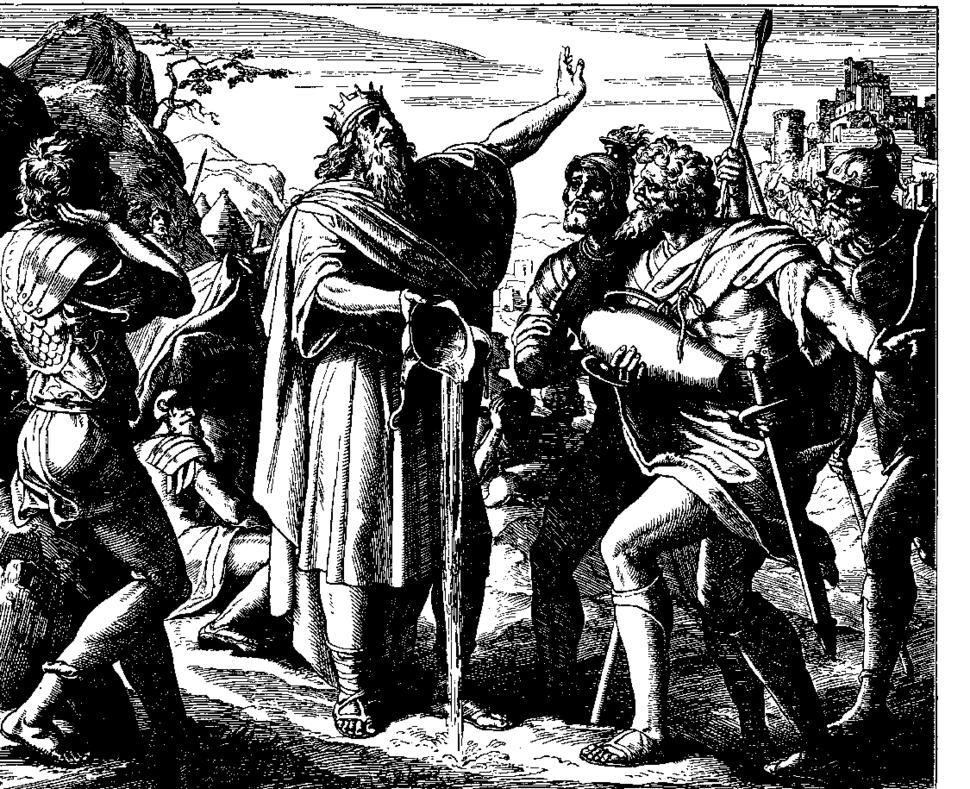 Schnorr von Carolsfeld Bibel in Bildern 1860 106