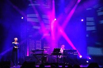 Klaus Schulze - Klaus Schulze with Lisa Gerrard, 2009