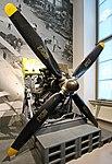 Schwezow ASch-82T 14-Zylinder-Doppelsternmotor mit Verstell-Luftschraube AW-50, um 1958. IMG 6772WI.jpg