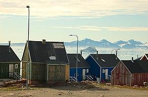 Ittoqqortoormiit - Ittoqqortoormiit houses