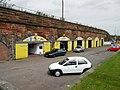 Scott's Garage, railway arches off Askew Road, Gateshead - geograph.org.uk - 1831494.jpg