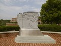 "Sculpture ""Sentinel"" at Philadelphia Veterans Administration, Philadelphia, Pennsylvania LCCN2010719879.tif"