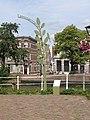 Sculptuur Lammermarkt, Marepoortkade, Leiden.jpg