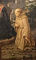 Scuola del ghirlandaio, natività coi ss. giuliano e francesco, 1500-10 ca. 04.JPG