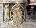 Scuola giottesca, trinità entro mandorla, xiv secolo.jpg