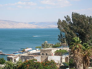 Water supply and sanitation in Jordan - Through the 1994 Peace Treaty with Israel, Jordan gained access to water from the Sea of Galilee.