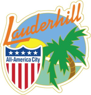Lauderhill, Florida - Image: Seal of Lauderhill, Florida