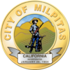 Official seal of Milpitas, California