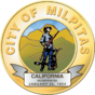 Seal of Milpitas, California.png