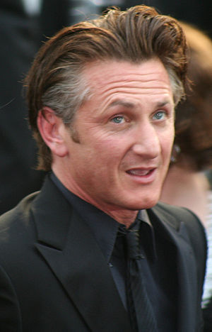 Sean Penn at the 81st Academy Awards