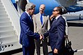 Secretary Kerry is Greeted by Djiboutian Foreign Minister Youssouf Upon Arrival in Djibouti (17391291061).jpg