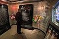 Secretary Mattis visits the Pentagon Memorial (32367570791).jpg