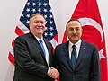 Secretary Pompeo Meets with Turkish Foreign Minister Cavusoglu (49095081531).jpg