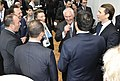 Secretary Tillerson Chat With Counterparts at OSCE in Austria.jpg