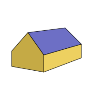 Gable roof - Gable roof