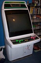 Fabulous Arcade Cabinet Wikipedia Wiring 101 Capemaxxcnl