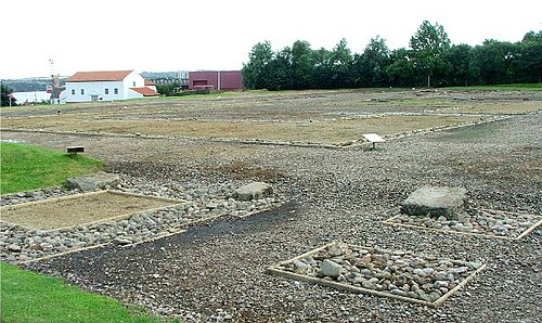 Segudunum Roman fort Segedunum Roman Fort and Baths - geograph.org.uk - 37360.jpg