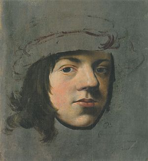 Self-portrait (Cornelis Pietersz. Bega)